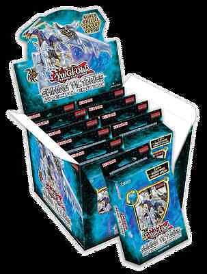 Yugioh Shining Victories Special Edition Display Box FREE SHIPPING SEALED BOX