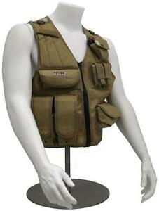 New - SWISS ARMS TACTICAL VESTS FOR ALL YOUR GEAR - IDEAL FOR AIRSOFT  PAINTBALL AND MORE!
