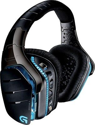 Logitech G933 Artemis Spectrum Wireless Surround Gaming Headset 981-000585