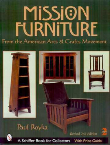 MISSION FURNITURE FROM THE AMERICAN ARTS & CRAFTS MOVEMENT + Stickley Limbert +