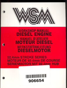1991-KUBOTA-SERIES-92-4-mm-DIESEL-ENGINE-SERVICE-MANUAL-GEHL-SKID-LOADER