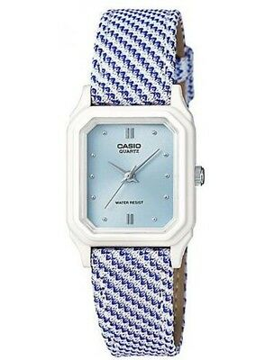 Casio LQ142LB-2A2 Classic Ladies Resin Casual Watch - Blue Casual Classic Womens Watch