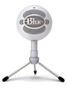 Blue snowball ice mic MINT CONDITION