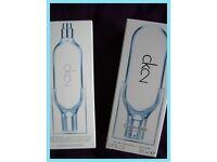 Calvin Klein CK2 50ml NEW / GENUINE - RRP £39