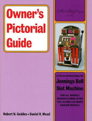Jennings Slot Machine Repair Manual