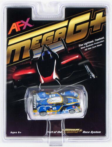 Tomy AFX Mega G+ Matmut Peugeot 908 Coupe #10 HO Slot Car #21022 NIB Mega-G