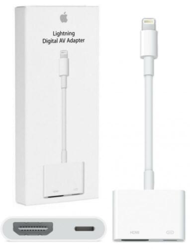 Apple MD826AM/A Lightning Digital AV Adapter - White
