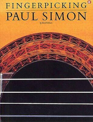 Fingerpicking Paul Simon Sheet Music Book NEW 014011352