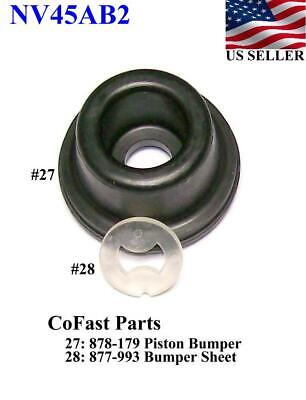 Cofast Piston Bumper Sheet Guide For Aftermarket Hitachi Nv45ab2 Roofing Gun