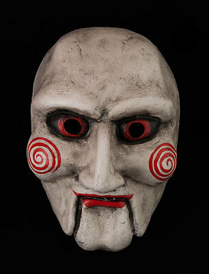 Mask Saw-Halloween-Horror-Paper Mache Venetian -1902-VPM3