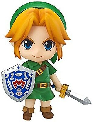 Good Smile The Legend of Zelda Majoras Mask 3D Link Nendoroid Action Figure