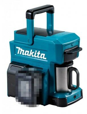 Makita CM501DZ Portable Rechargeable Coffee Maker Blue Body Only Fast Ship Japan