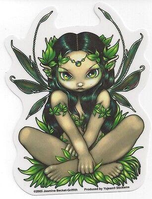 ALLURA Fairy Sticker Car Decal Jasmine Becket-Griffith faery faerie