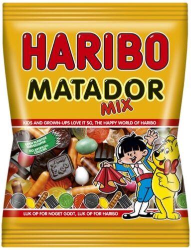 Haribo Matador Mix 275g, 8-Pack - Danish Assorted Sweets