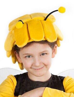 Biene Maja Mütze für Kinder NEU - Karneval Fasching Hut Mütze Kopfbedeckung