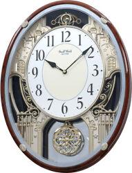 Rhythm Clocks Chateau Musical Motion Clock (4MH865WD23)