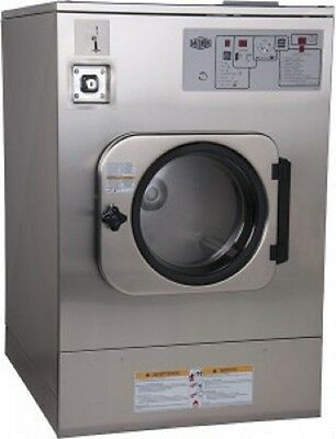 Milnor 45lb Front Load Washer Extractor Mcr18e4