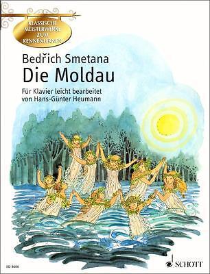 Die Moldau für Klavier - Schott Music - ED8606 - 9783795753153
