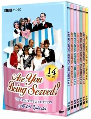 Are You Being Served?: The Complete Series Collection (DVD, 2009, 14-Disc)