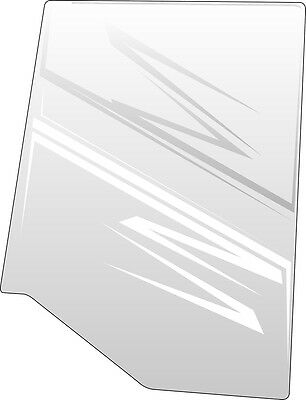 1340194c1 Door Glass Left Hand For Case Ih 7110 7120 7130 7140 7150 Tractors
