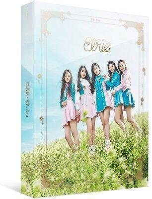 K-POP ELRIS 1st Mini Album - [WE, first] CD + 92p Photobook + Photocard Sealed