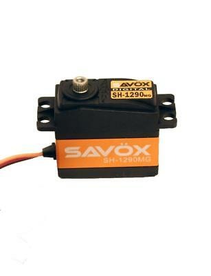 Hobby Remote Control Savox Savsh1290Mg High Speed Digital Servo .048/69 Servos