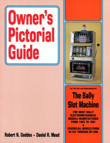 Bally Electromechanical Slot Repair Manual