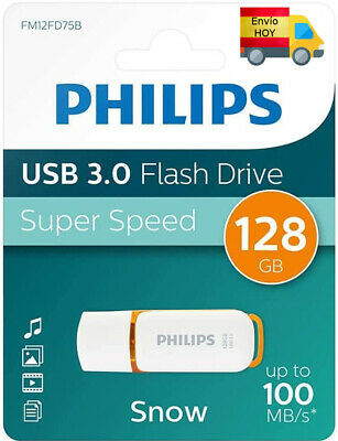 PENDRIVE PHILIPS 128GB USB 3.0 ALTA VELOCIDAD ENVIO HOY