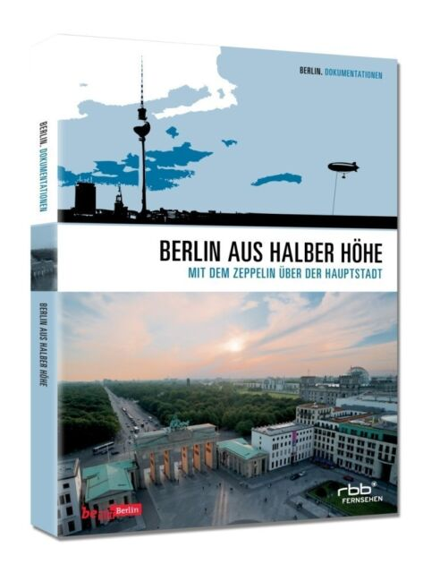 DVD *  BERLIN AUS HALBER HÖHE - Georg Berger  # NEU OVP -