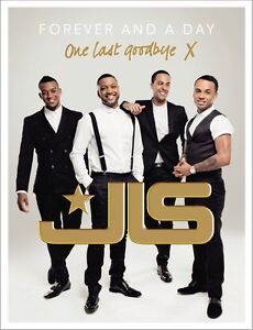 JLS: Forever and a Day, JLS, New condition, Book