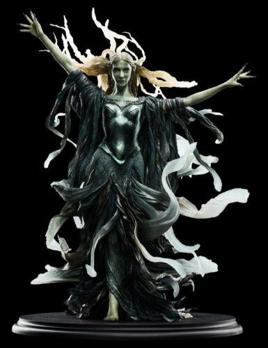 Weta Workshop Lord of the Rings Galadriel Dark Queen 1/6 LAST ONE Mint inBox