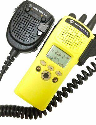 Motorola Xts2500 Uhf 380-470 Mhz P25 Digital Two-way Radio Smartzone Adp Des-ofb