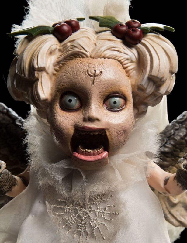 Weta Workshop KRAMPUS CHERUB TREE TOPPER Official Christmas Ornament SOLD OUT!