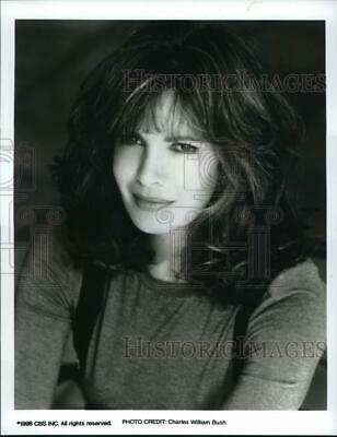 1996 Press Photo Actress Jaclyn Smith stars in