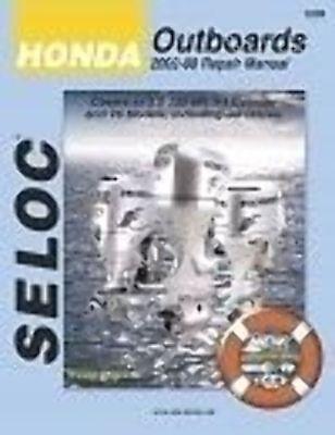 SELOC 1202 REPAIR MANUAL For HONDA OUTBOARD MOTOR ENGINE