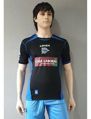 C.D Alaves 2008-2009 Away Camiseta Futbol Legea Shirt Trikot Maglia image