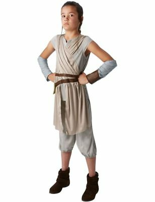 Rub - Star Wars 7 Teens Kostüm Rey Deluxe zu - Teens Kostüm