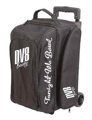 DV8 Freestyle 2 Ball Roller Bowling Bag Color Black