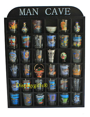 Shot Glass Display Case -