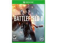 Battlefeild 1 xbox one