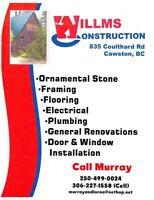 Restoration & Renovation Contractor