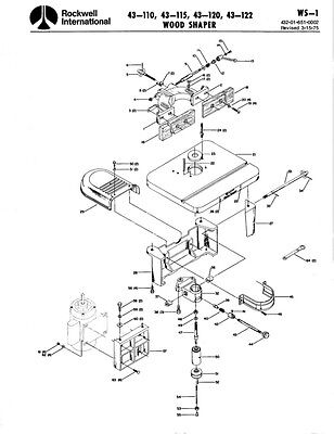 Delta 36 729 10 Cabinet Saw Instruction Manual