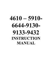 Singer 4610-5910-6244-9130-9133-9432 Sewing Machine Owners