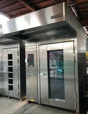 2007 Hobart Hba2g Double Rack Oven Gas Comes With 1 Double Rack Warranty