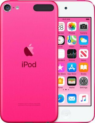 NEW Sealed Apple iPod touch 7th Generation Pink 32GB MVHR2LL/A