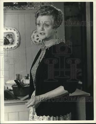 1983 Press Photo Angela Lansbury in The Gift of Love: A Christmas (The Gift Of Love A Christmas Story 1983)