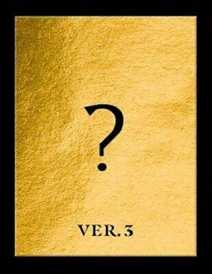 K-POP MONSTA X Mini Album [FANTASIA X] Ver.3 CD+108p Photobook+Photocard+Sticker