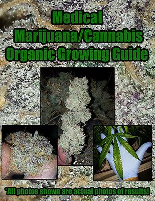 Pdf Organic Medical Marijuana Cannabis Growing Guide  100  Tested Tried   True