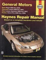 Hanes Repair Manual
