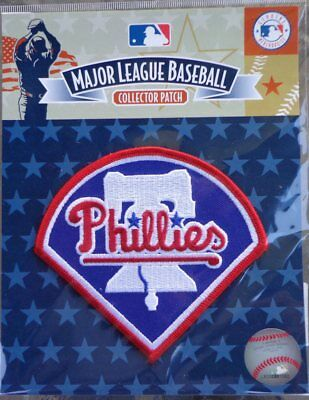 Philadelphia Phillies Embroidered Team Jersey Logo Collectible Patch
